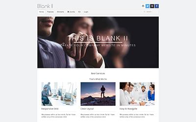 Blank II