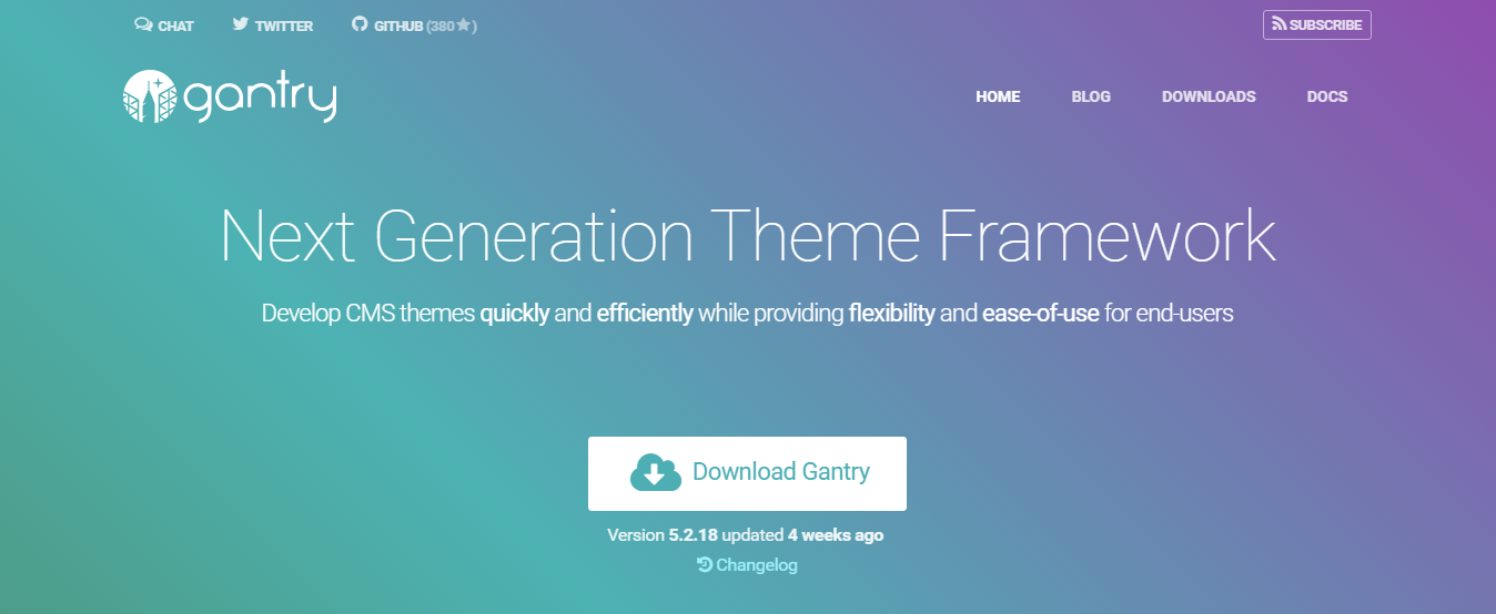 Top 6 Joomla Template Framework for Theme Developers