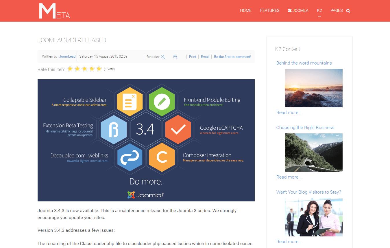 Stunning Install Joomla Templates Ideas - Entry Level Resume ...