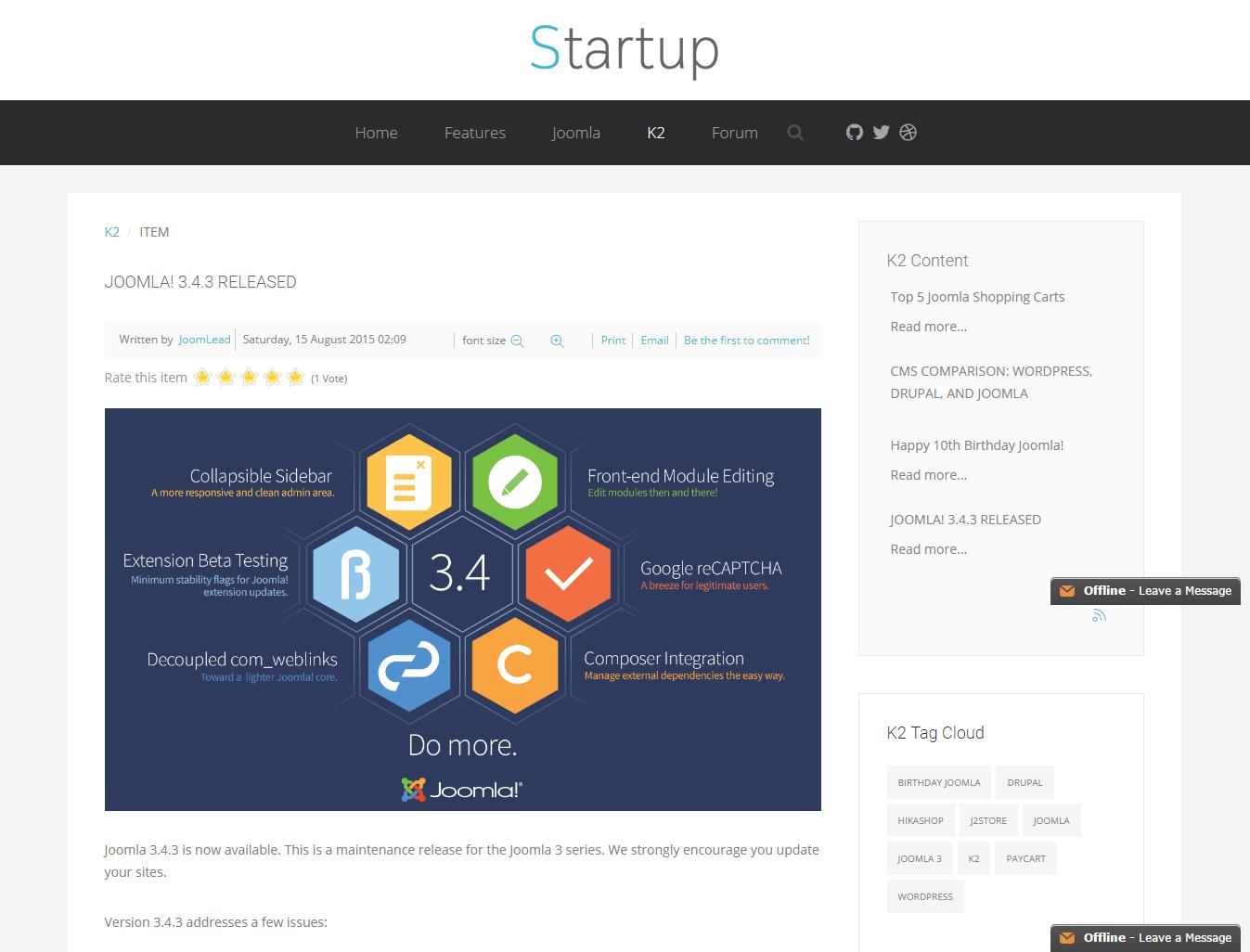 startup k2