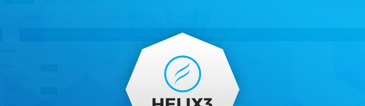 Helix3 v1.5 – improvements and new features