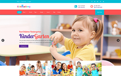 Youtoons joomla template | joomla cartoon template for showcase.